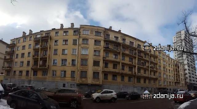 Москва, улица Верхняя Масловка, дом 23 (САО, район Аэропорт)