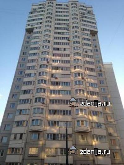 Москва, Волгоградский проспект, дом 96, корпус 1, Серия И-155 (ЮВАО, район Кузьминки)
