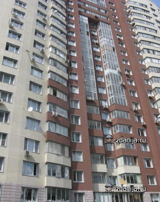 Москва, Фестивальная улица, дом 41, корпус 2 (САО, район Левобережный)
