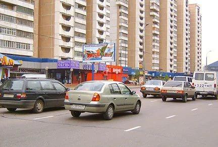 Москва, проезд Дежнева, дом 27, корпус 1 (СВАО, район Южное Медведково)