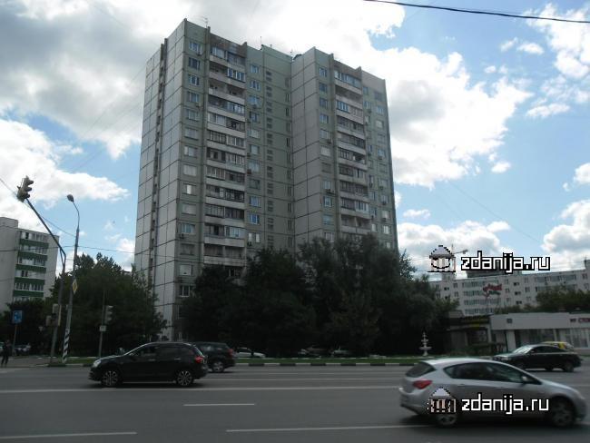 Москва,Севастопольский проспект, дом 15, корпус 1, Серия П-43 (ЮЗАО, район Котловка)