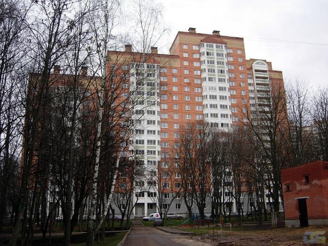 Москва, Рублевское шоссе, дом 81, корпус 2, Серия C-222 (ЗАО, район Кунцево)