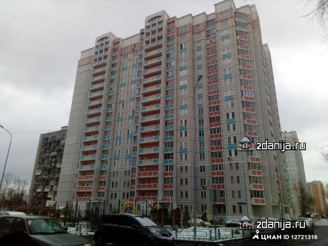 Москва, Большая Академическая улица, дом 75, корпус 2, Серия ГМС-2001 (САО, район Коптево)
