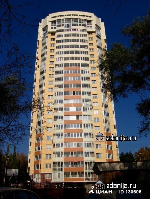 Москва, Рублёвское шоссе, дом 109, ЖК «Достояние» (ЗАО, район Кунцево)
