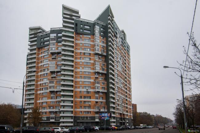 Москва, Молодогвардейская улица, дом 15 (ЗАО, район Кунцево)