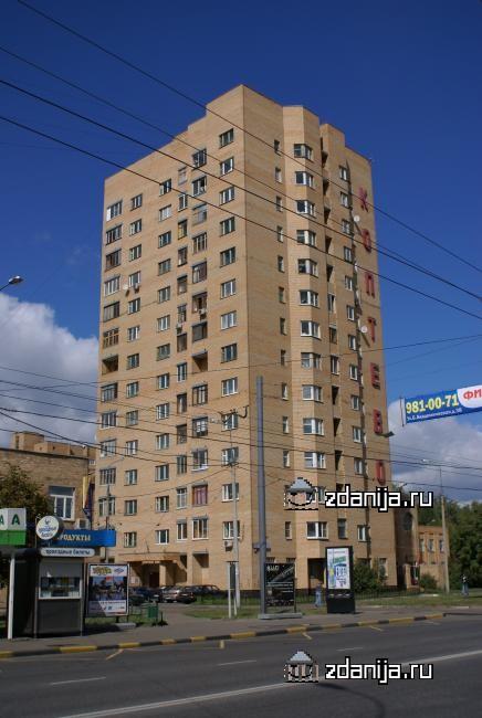 Москва, Большая Академическая улица, дом 39, корпус 3 (САО, район Коптево)