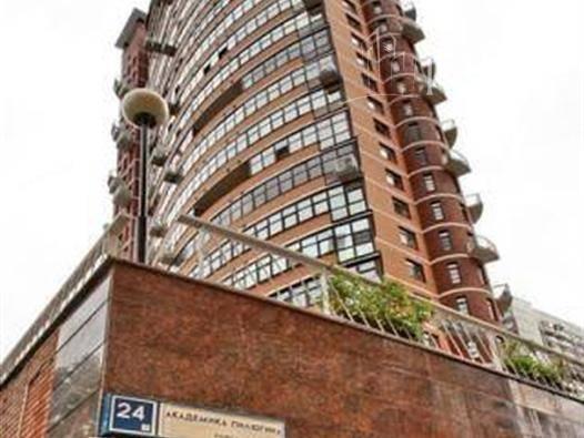 Москва, улица Академика Пилюгина, дом 24, корпус 1 (ЮЗАО, район Ломоносовский)