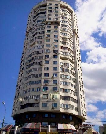 Москва, Люблинская улица, дом 165, корпус 2 (ЮВАО, район Марьино)