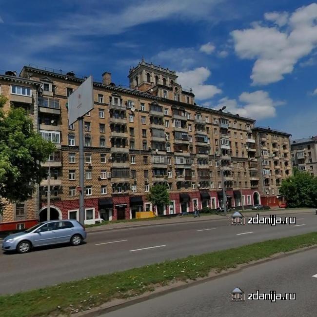 Москва, улица Алабяна, дом 12, корпус 1 (САО, район Сокол)