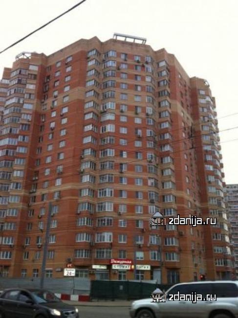 Москва, Большая Академическая улица, дом 67 (САО, район Коптево)
