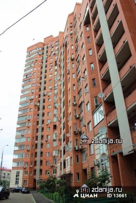 Москва, Большая Академическая улица, дом 24, корпус 3 (САО, район Коптево)