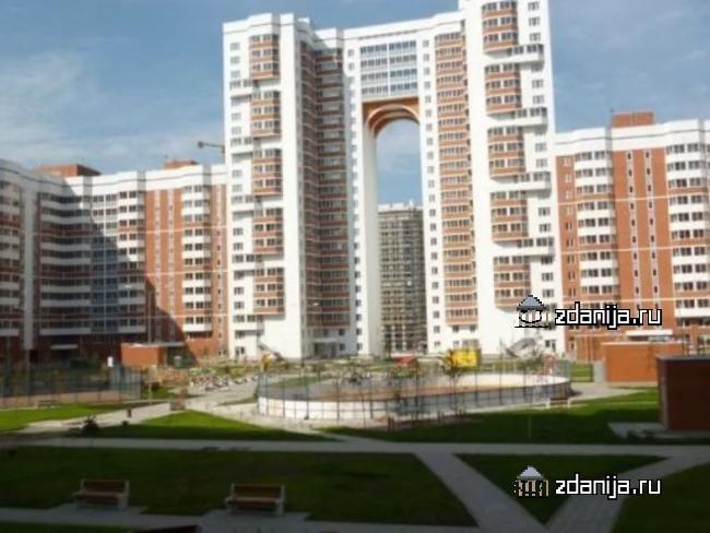 Москва, Мосфильмовская улица, дом 53 (ЗАО, район Раменки)