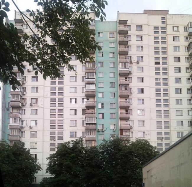 Москва, улица Цюрупы, дом 13, Серия - П-3 (ЮЗАО, район Черемушки)