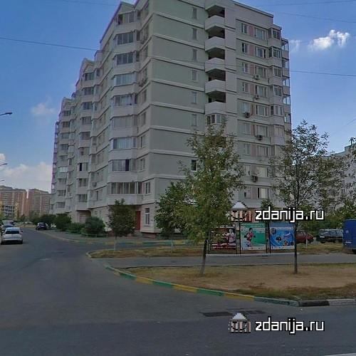 Москва, Белореченская улица, дом 49, Серия ПД-4/12 (ЮВАО, район Марьино)