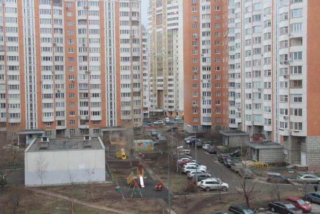 Москва, Белореченская улица, дом 34, корпус 1, Серия П-44т (ЮВАО, район Марьино)