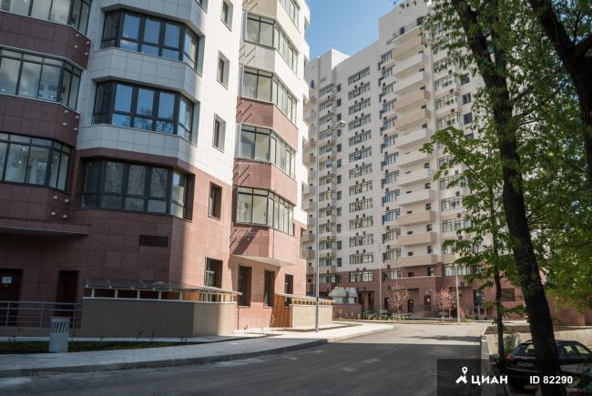 Москва, Беломорская улица, дом 22 (САО, район Левобережный)