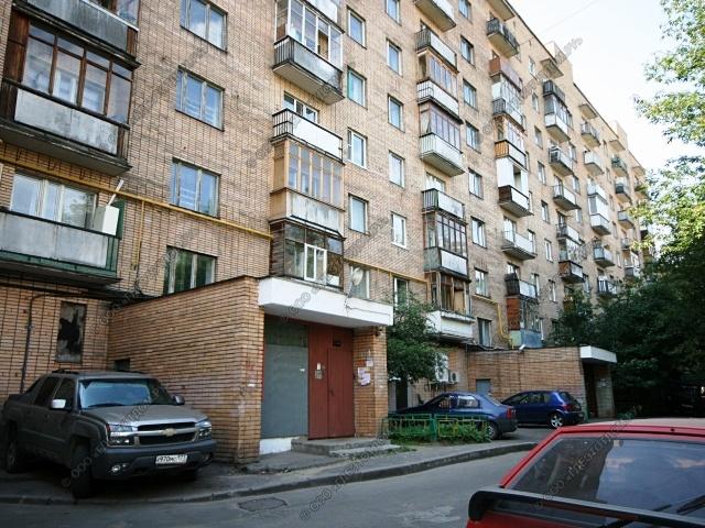 Москва, улица Красная Пресня, дом 38 (ЦАО, район Пресненский)