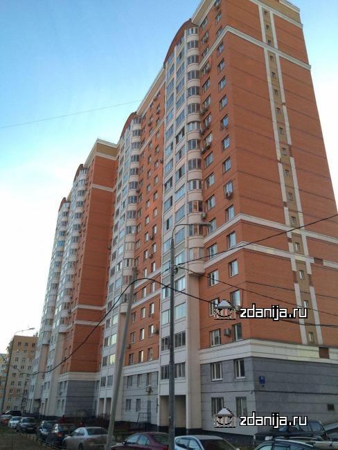 Москва, Рублевское шоссе, дом 81, корпус 1, Серия C-222 (ЗАО, район Кунцево)