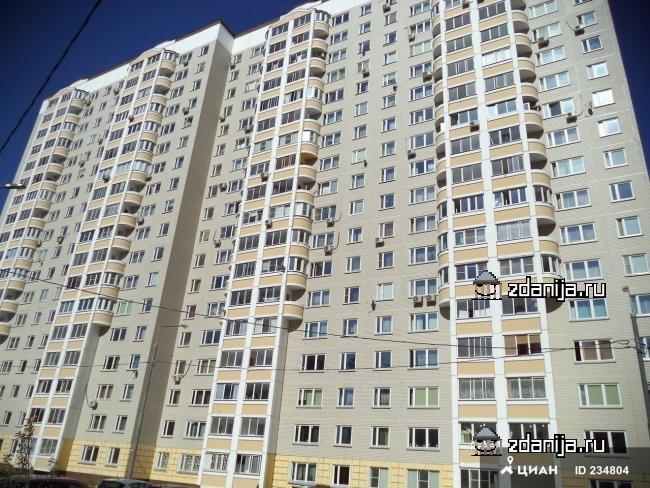 Москва, Рублевское шоссе, дом 97, корпус 1, Серия П111М (ЗАО, район Кунцево)