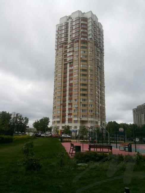 Москва, улица Лобачевского, дом 43 (ЗАО, район Очаково-Матвеевское)