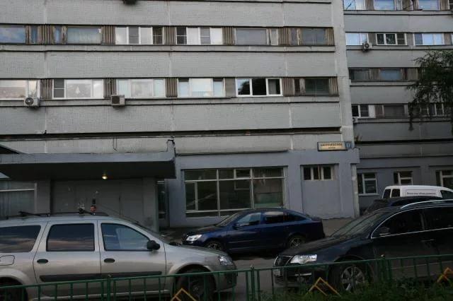 Москва, Аминьевское шоссе, дом 17, унифицированный каркас (ЗАО, район Очаково-Матвеевское)