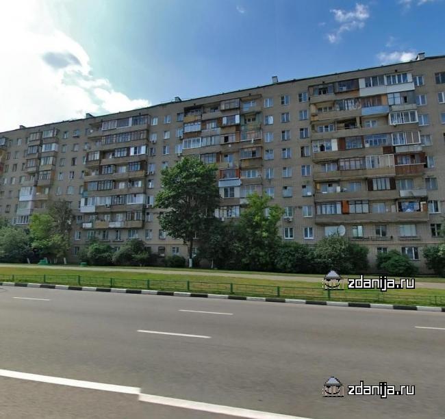 Москва, Севастопольский проспект, дом 14, корпус 1 (ЮЗАОый Административный Округ, район Котловка)