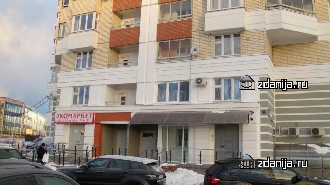 Москва, улица Лобачевского, дом 41 (ЗАО, район Очаково-Матвеевское)