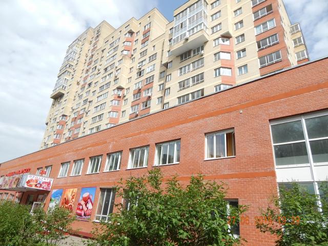 Москва, улица Металлургов, дом 62, корпус 1 (ВАО, район Новогиреево)