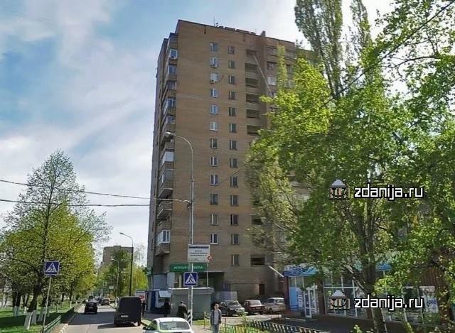 Москва, Волгоградский проспект, дом 108, корпус 2 (ЮВАО, район Кузьминки)