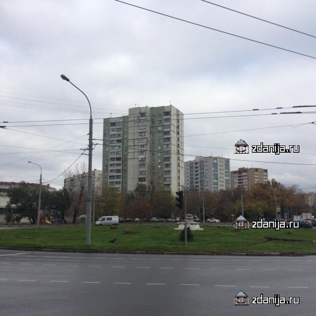 Москва, Перовская улица, дом 73/43, Серия П-43 (ВАО, район Новогиреево)