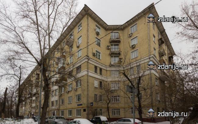Москва, Нижняя Сыромятническая улица, дом 5, строение 3 (ЦАО, район Басманный)
