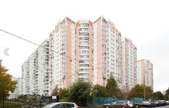 Москва, улица Академика Анохина, дом 9, корпус 1, Серия п3м (ЗАО, район Тропарево-Никулино)