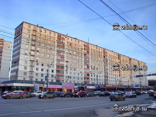 Москва, улица Земляной Вал, дом 41, строение 1, Серия И-158 (ЦАО, район Таганский)