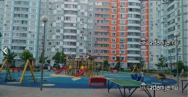 Москва, Перовская улица, дом 66, корпус 8 (ВАО, район Новогиреево)
