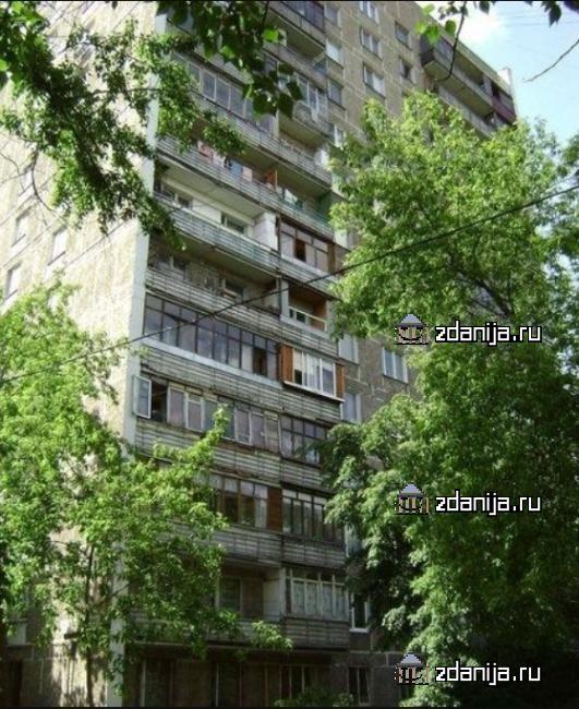 Москва, Новоалексеевская улица, дом 11, Серия И209а (СВАО, район Алексеевский)