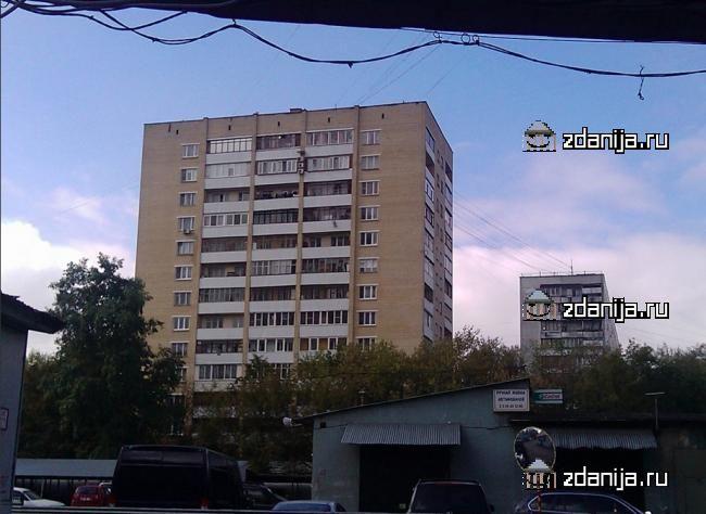 Москва, Новоалексеевская улица, дом 20, Серия: Башня Вулыха (СВАО, район Алексеевский)
