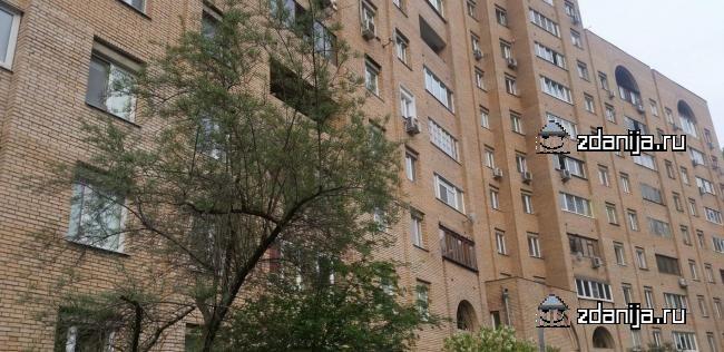 Москва, Смольная улица, дом 37 (САО, район Левобережный)