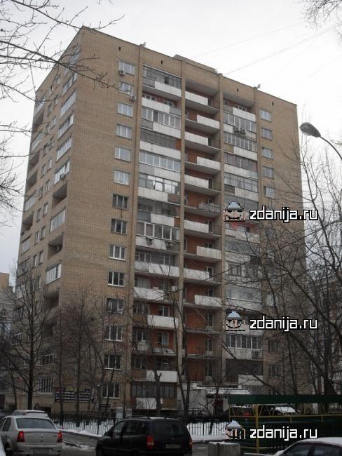 Москва, Гагаринский переулок, дом 27, Серия: Башня Вулыха (ЦАО, район Хамовники)