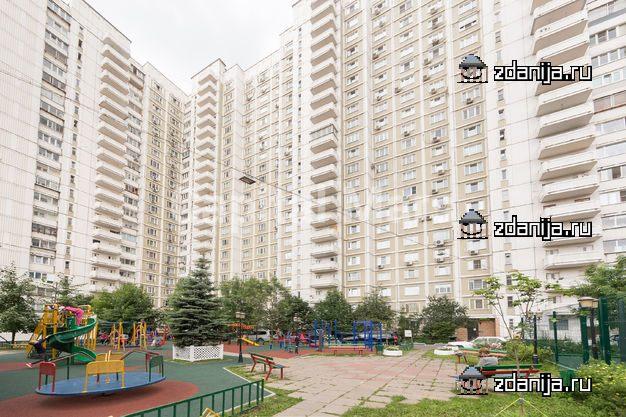 Москва, Осенняя улица, дом 14 (ЗАО, район Крылатское)