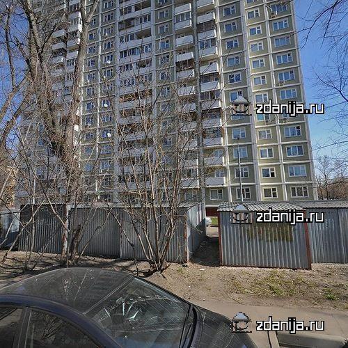 Москва, Ивантеевская улица, дом 3, корпус 1, Серия КОПЭ (ВАО, район Богородское)