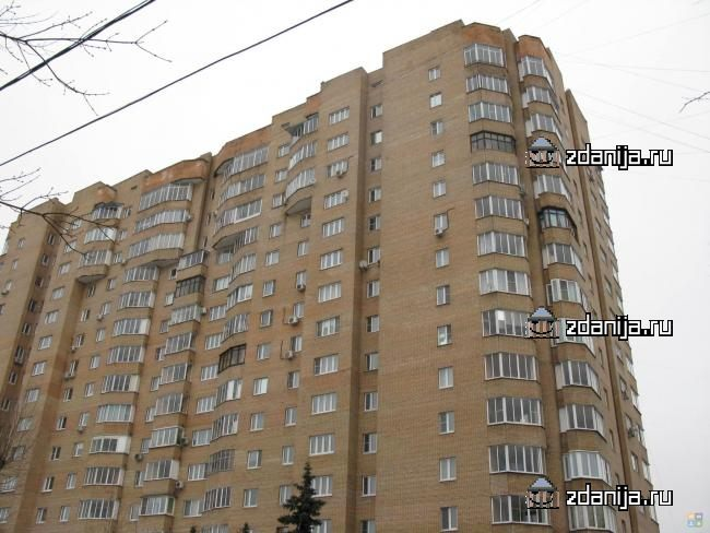 Москва, улица Михайлова, дом 39 (ЮВАО, район Рязанский)