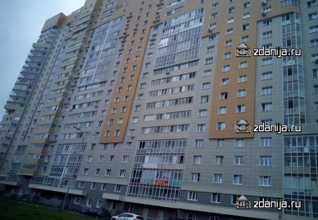 Москва, Славянский бульвар, дом 9, корпус 5 (ЗАО, район Фили-Давыдково)