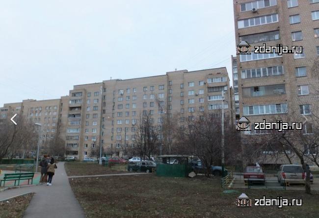 Москва, Лебедянская улица, дом 15, корпус 1, Серия II-66 (ЮАО, район Бирюлево Восточное)