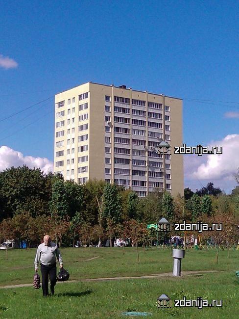 Москва, улица Михайлова, дом 29, корпус 3, Серия: Башня Вулыха (ЮВАО, район Рязанский)