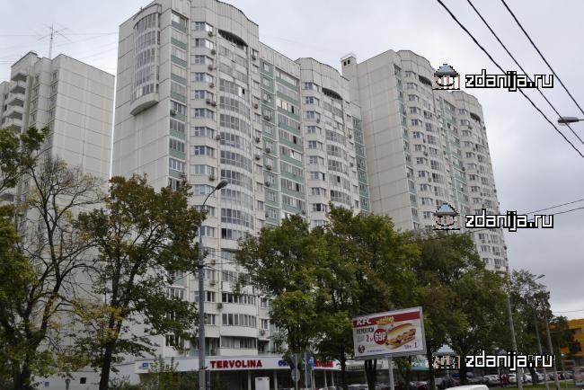 Москва, улица Миклухо-Маклая, дом 43, Серия КОПЭ-М-Парус (ЮЗАО, район Коньково)