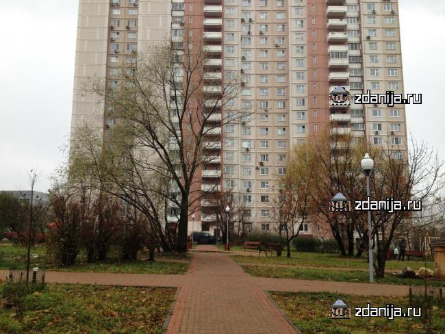 Москва, Осенняя улица, дом 18, Серия КОПЭ (ЗАО, район Крылатское)