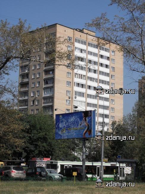 Москва, Свободный проспект, дом 22 (ВАО, район Новогиреево)