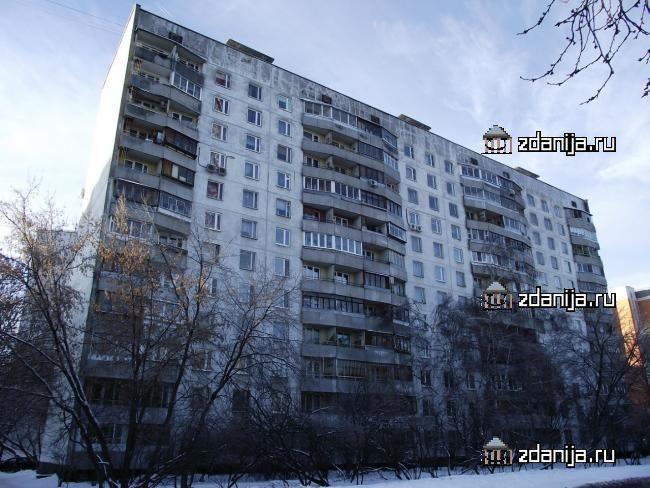 Москва, улица Демьяна Бедного, дом 23, корпус 1 (СЗАО, район Хорошево-Мневники)