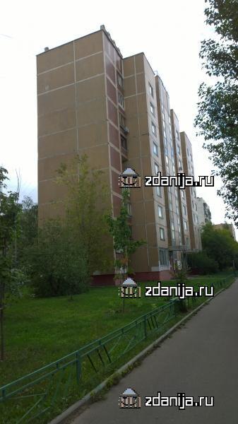 Москва, улица Плеханова, дом 26, корпус 4 (ВАО, район Перово)