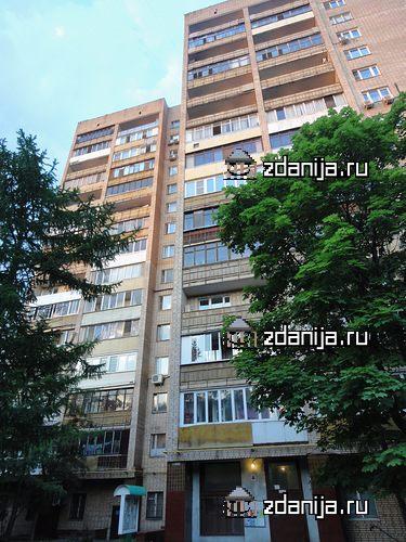 Москва, улица Дубки, дом 4А (САО, район Тимирязевский)